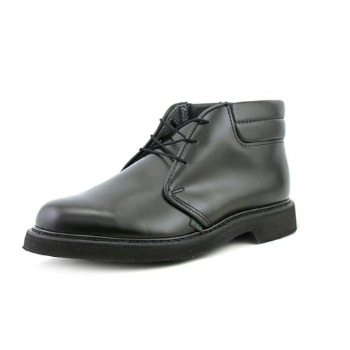 Bates Lites Padded Collar Chukka Mens Size 8 Black Narrow Leather ...