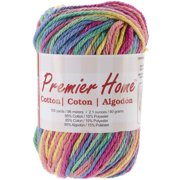Home Cotton Yarn - Multi-Rainbow