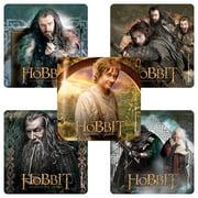Hobbit Movie Stickers - 75 per Pack