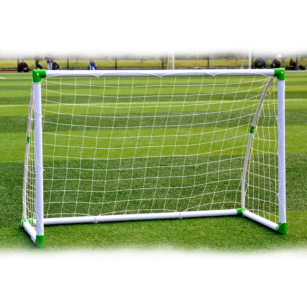 Zimtown 6' x 4' Soccer Goal Anchors Foootball Training Set with Net Straps for Indoor / Outdoor Garden Backyard, Kids Youth Sports - image 2 of 5