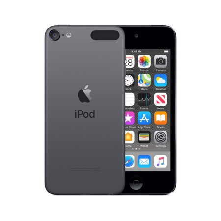 Apple iPod touch 7th Generation 32GB - Space Gray (New Model) (Silver Ipod Touch 4th Generation)