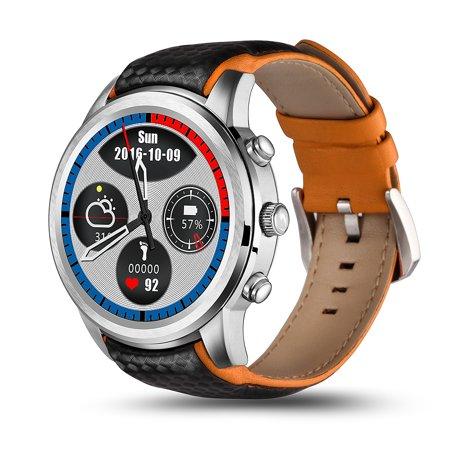1g Watch - LEMFO Android 5.1 OS 3G Smart Watch Phone ROM 8G + RAM 1G Nano SIM Card 1.39