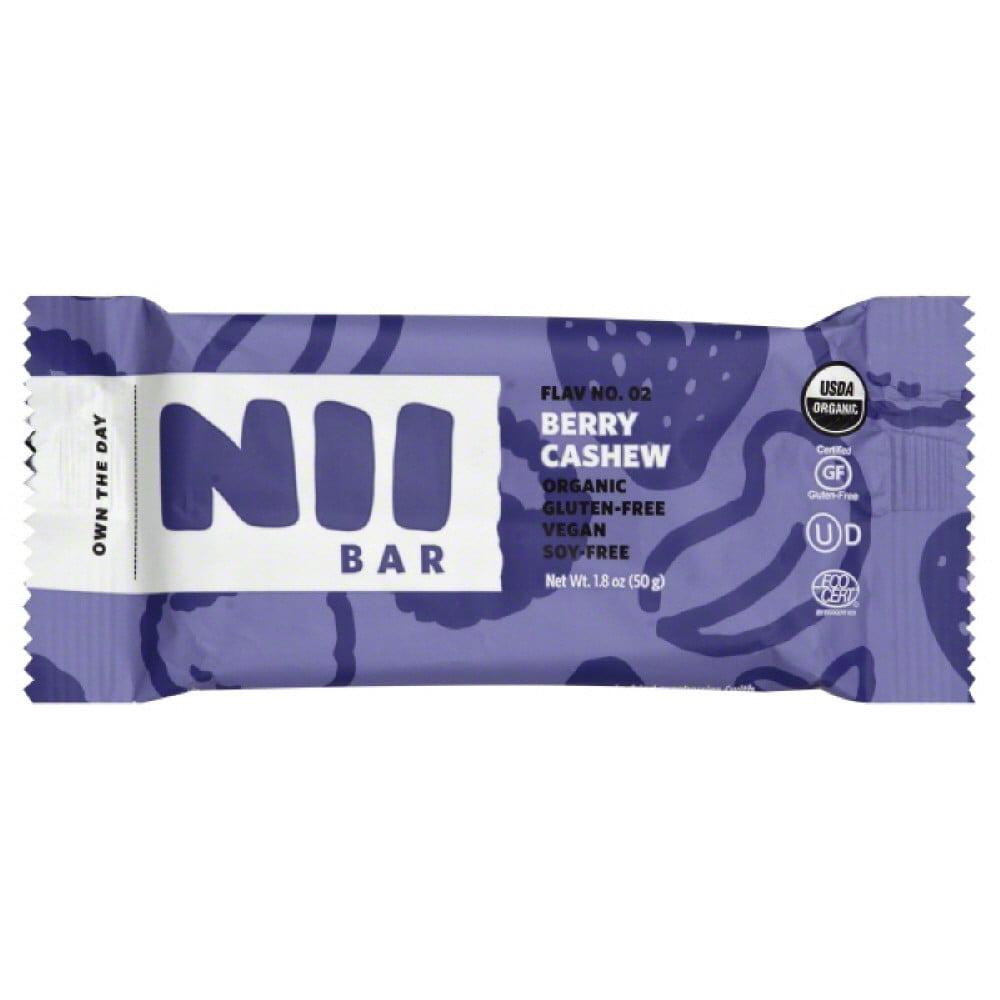 NII Bar Bar, Berry Cashew