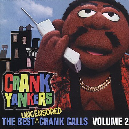 Best Uncensored Crank Calls, Vol. 2 (CD)