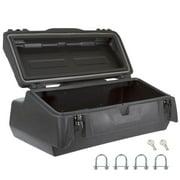 Black Widow ATV-CB-8015 Rear Rack Locking ATV Cargo Box