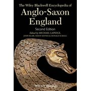 The Wiley Blackwell Encyclopedia of Anglo-Saxon England - eBook