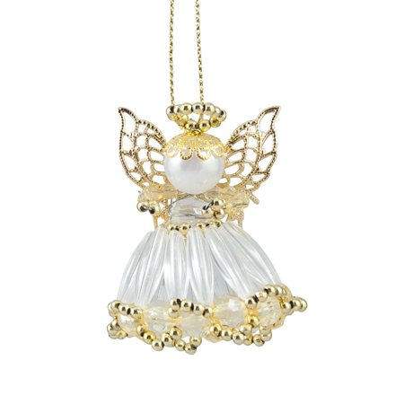 Sunrise Craft & Hobby™ Golden Holiday Angel Ornament Kit - Easy Holiday Crafts