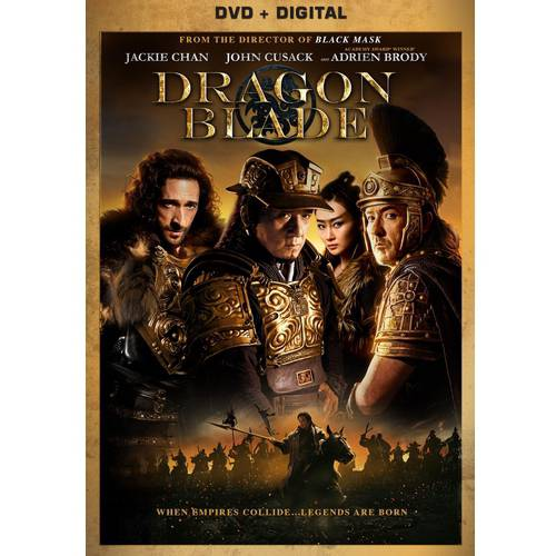 Dragon Blade (With INSTAWATCH) (Widescreen)