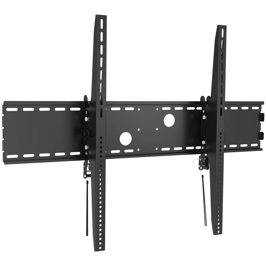 "Inland Products ProHT XLarge Heavy-Duty Tilt Wall Mount for 60""-100"" TVs, Black"
