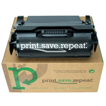Print.Save.Repeat. Lexmark 24B4899 Extra High Yield Remanufactured Toner Cartridge for XS654, XS658 [36,000 Pages] - image 1 of 5