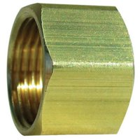 0.5 in. Compression Nut - pack of 4