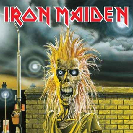 Iron Maiden (CD) (Iron Maiden Halloween)