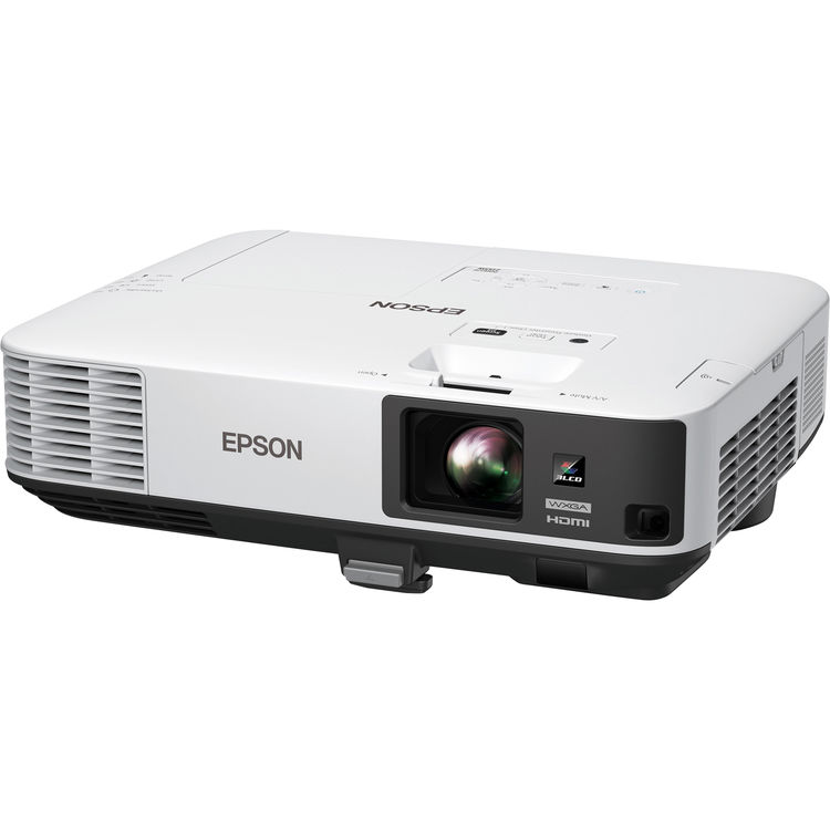 Epson PowerLite 2155W 5000 Lumen 3LCD Projector is a great projector nec, project x party