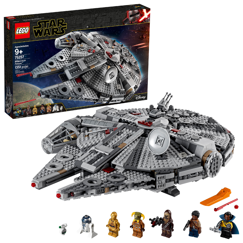 *NEW* 3D Printed Star Wars Millennium Falcon Model Card Kit