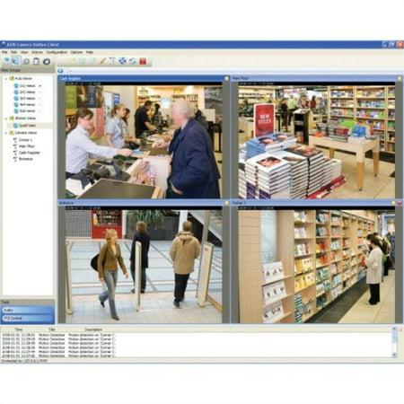 Axis 0202004 Camera Station 10 Camera Base License 004 Axis Camera Station