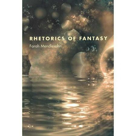 Rhetorics of Fantasy by