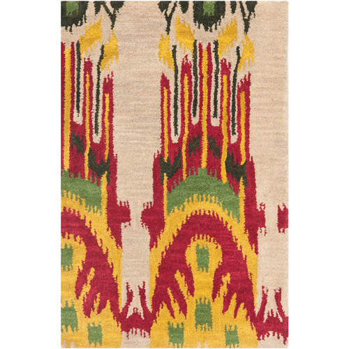 Safavieh Ikat Crane Paisley Area Rug or Runner