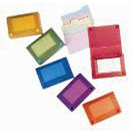 Filexec - Universal Index Card Cases - Tangerine