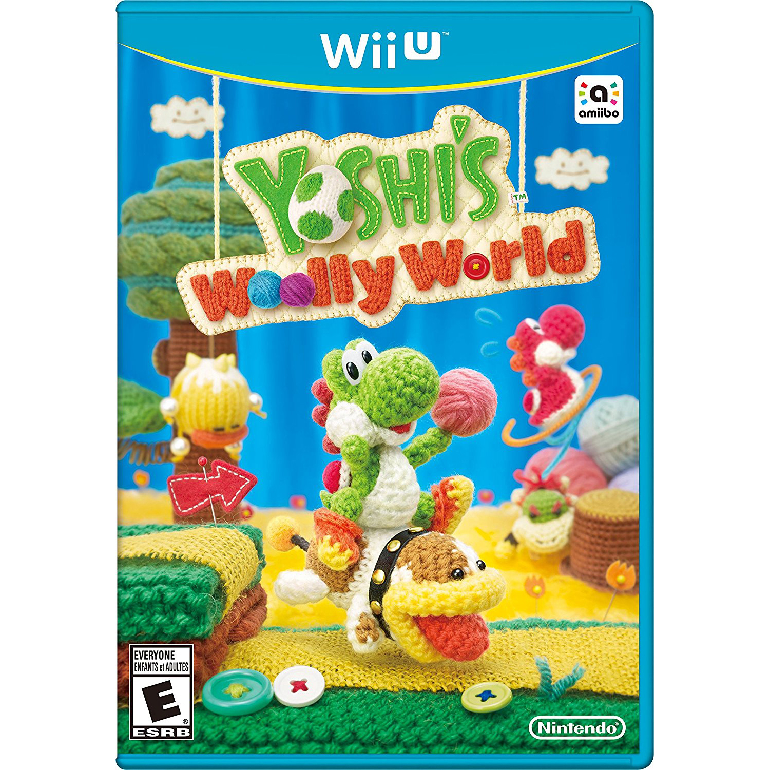 Yoshi's Woolly World (Email Delivery)