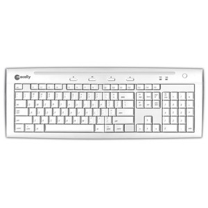 104KEY USB 2.0 IKEYSLIM KEYBOARD W/ TWO USB PORTS