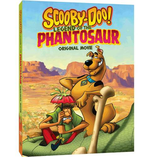 Scooby-Doo! Legend Of The Phantosaur