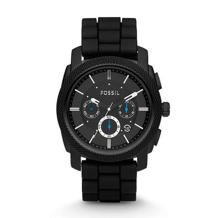 Fossil Set Wrist Watch - Fossil Men's Classic Watch Quartz Mineral Crystal FS4487