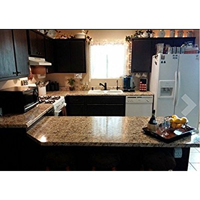 Instant Granite Counter Top Cover Santa Cecilia 36 X 144