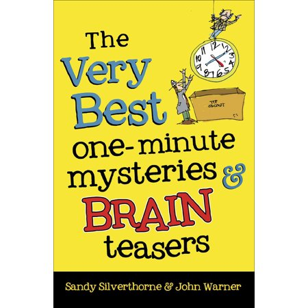 The Very Best One-Minute Mysteries and Brain