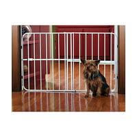 Metal Adjustable Pet Gate