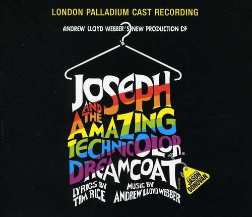 Joseph And The Amazing Technicolor Dream Coat Soundtrack (Deluxe Edition) (London Palladium Cast Recording) (CD)