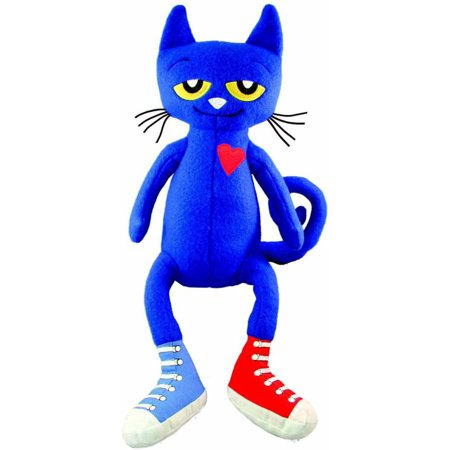 Merry Makers Pete the Cat Plush Doll, 14.5