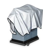 HTC PRODUCTS, INC. TS9036 Machine Cover,Cotton Canvas,27 x 36 In