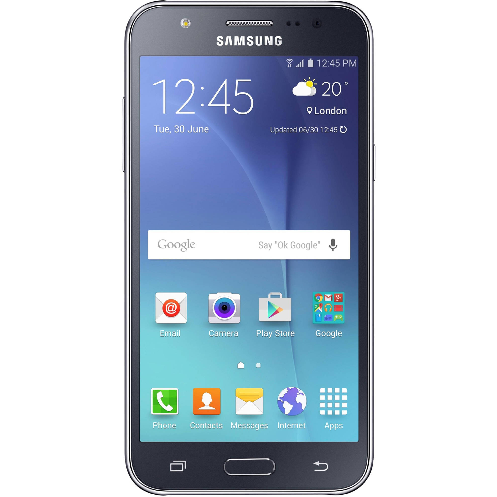 Samsung Galaxy J7 J700M 16GB GSM 4G LTE Android Smartphone (Unlocked)