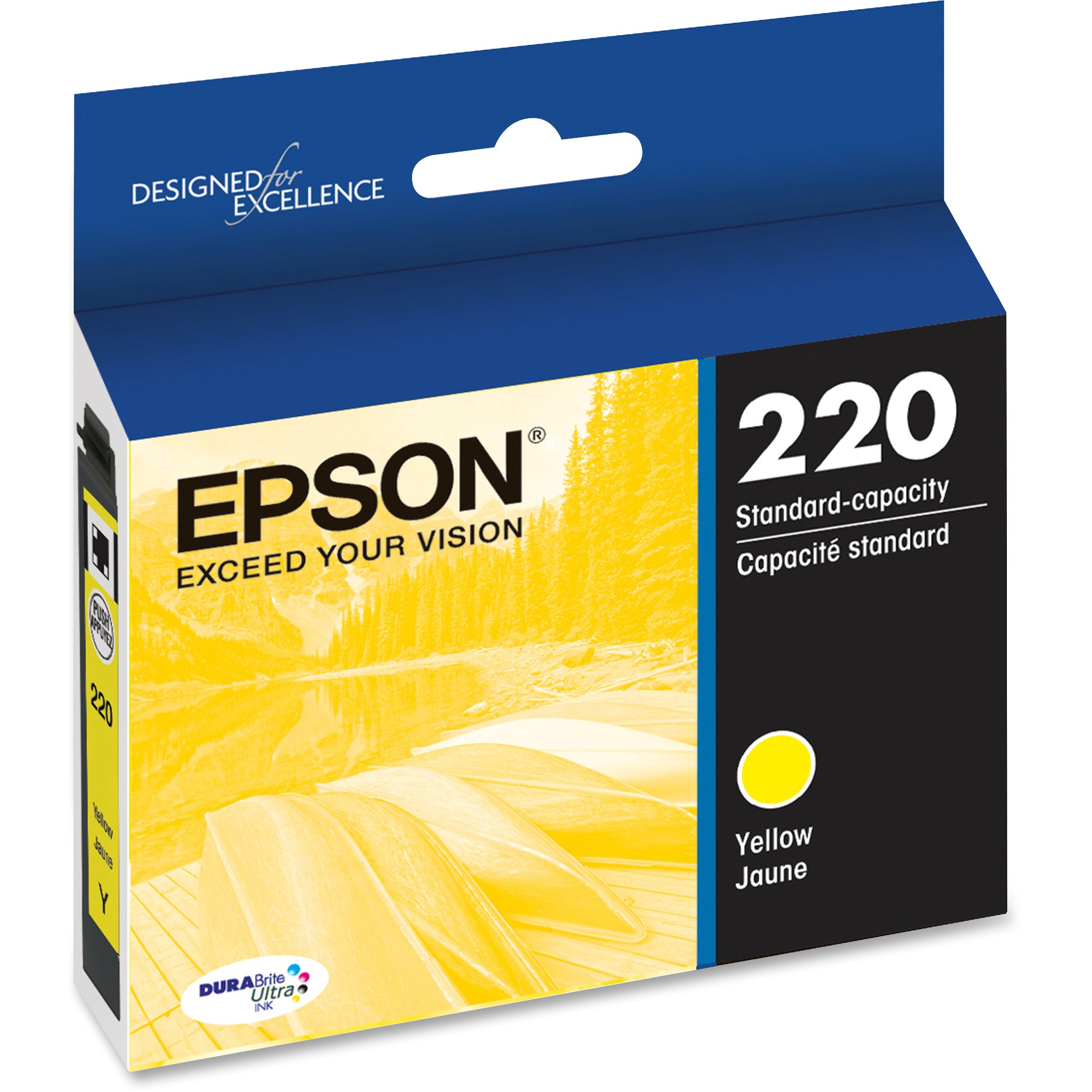 Epson 220 DURABrite Ultra Ink Original Ink Cartridge
