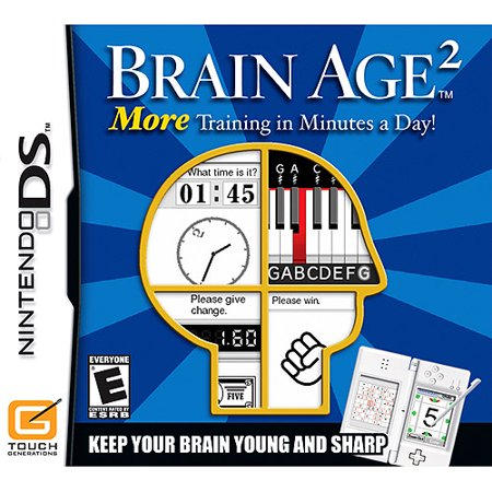 Nintendo DS - Brain Age 2