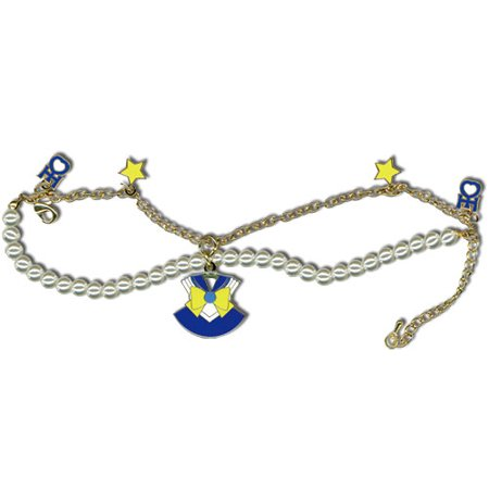 Sailor Moon Crystal Halloween Costume (Bracelet - Sailor Moon - Sailor Uranus Costume Toys Anime Licensed)