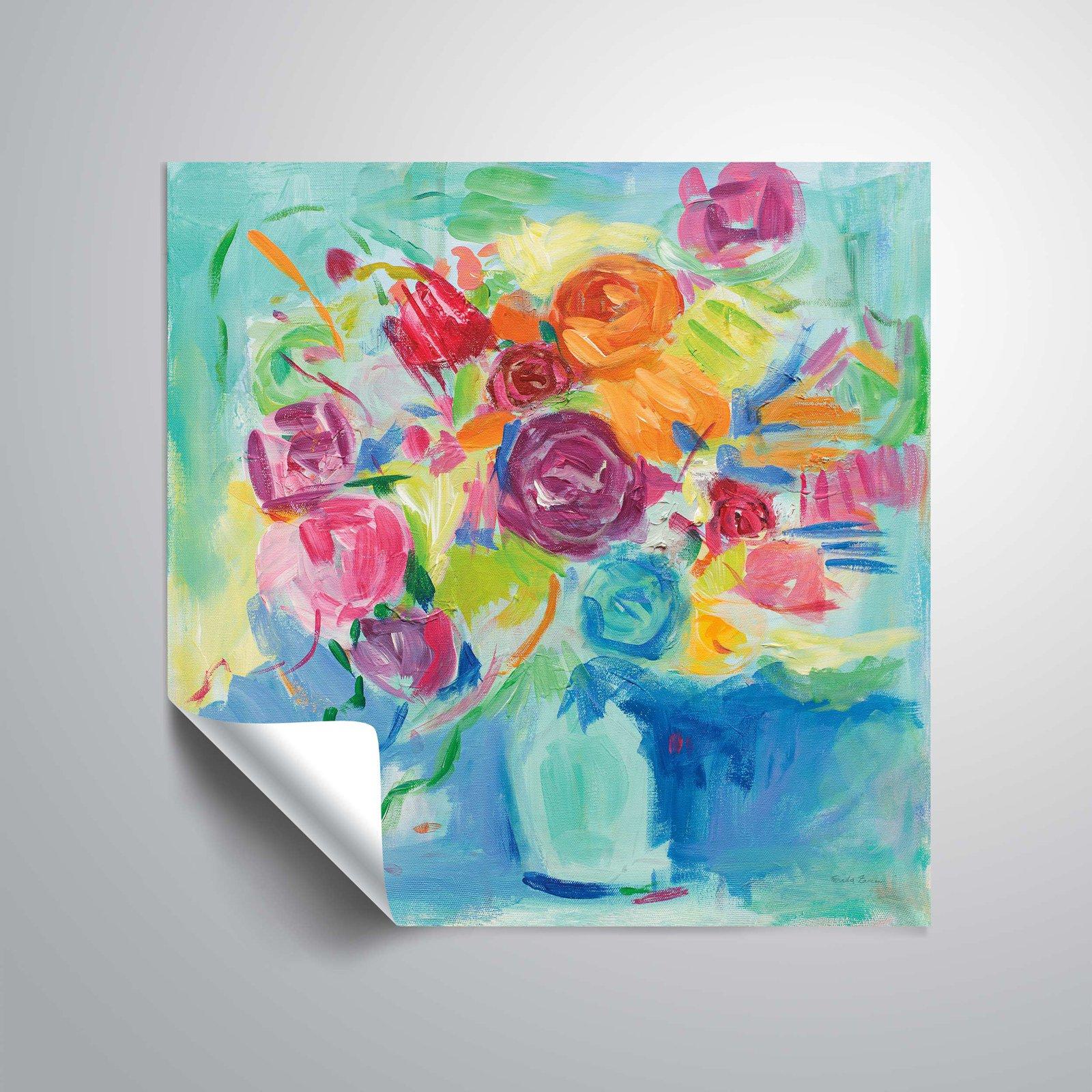 Brushstone Matisse Florals Wall Decal