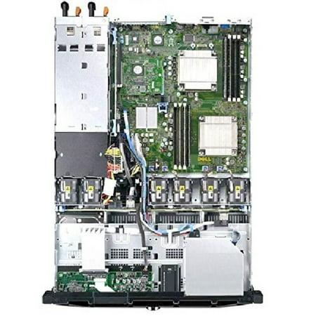 "Refurbished Dell PowerEdge R410 4 x 3.5"" Hot Plug E5620 Quad Core 2.4Ghz 16GB 4x 450GB 15K Perc 6/i 2x 500W - image 1 of 2"