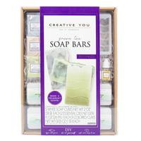 Creative You D.I.Y. Green Tea Soap Bars
