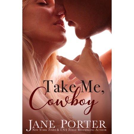 Take Me, Cowboy - eBook