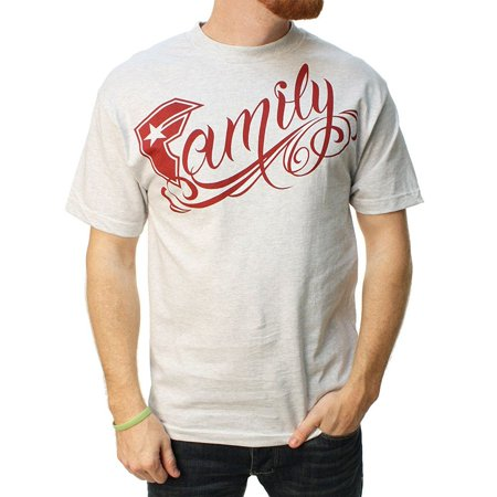 Famous Stars And Straps  Men's Big Family Short Sleeve
