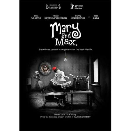 Posterazzi Movaj6798 Mary Max Movie Poster 27 X 40 In Walmart Com Walmart Com
