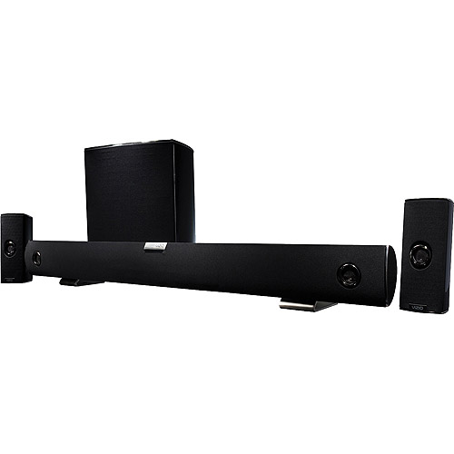 VIZIO VHT510 5.1 Surround Sound Home Theater with Wireless Subwoofer