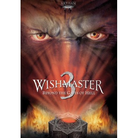 Wishmaster 3: Beyond The Gates Of Hell (DVD) (The Pogues Rake At The Gates Of Hell)