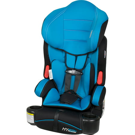 Baby Trend Hybrid 3-in-1 Harness Booster Car Seat, Blue