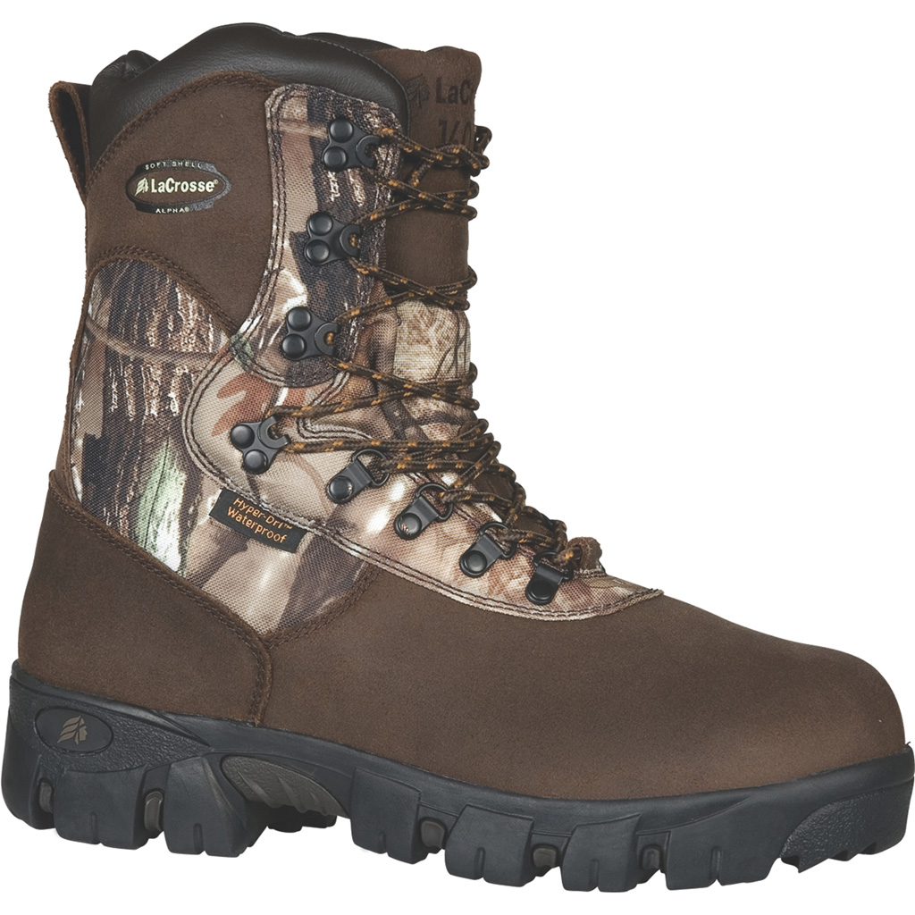 LaCrosse Game Country Boot Realtree AP 1600g 9 by LACROSSE