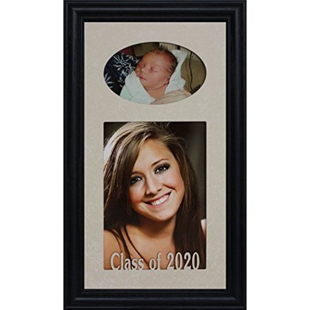 Graduation Frames 2020.Class Of 2020 5x7 Portrait Graduate Collage Picture Mat Frame Graduation Gift Idea