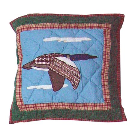 Loon Toss Pillow