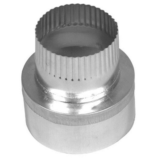 Dundas Jafine 202605127 RA43 4-3 in. Aluminum Pipe Increaser & Decreaser Adapter - image 1 de 1