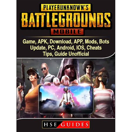 PUBG Mobile Game, APK, Download, APP, Mods, Bots, Update, PC, Android, IOS, Cheats, Tips, Guide Unofficial -